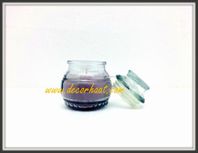 Yankee Jar Scented Candle - Lavender Scented Jar candles with lids