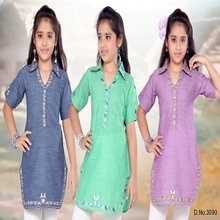 Exclusive Indian style cotton wear Kurtis