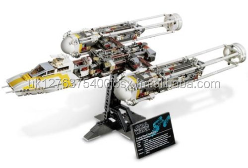 100% Genuine Set #10134 Y Wing Attack Starfighter Collectors