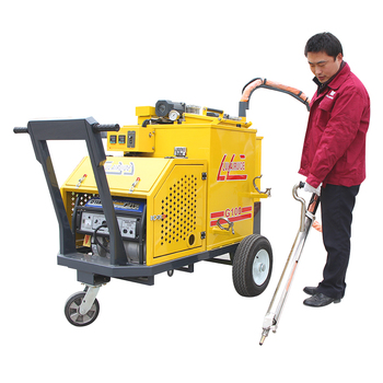 wholesale crack patching equipment repair melter customizable adhesive sealant injection machine crack repair