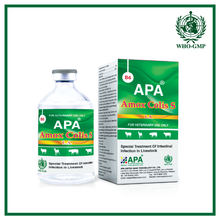 APA Amox Colis S | Amoxicillin Injection - Fever medicine for animals - Special cow medicine