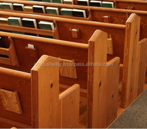 wooden benches for church & wood church pews / indian altar or wooden altar /communion