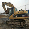 Used Japan CAT 320C Excavator/used caterpillar 320D/with cheap price original condition