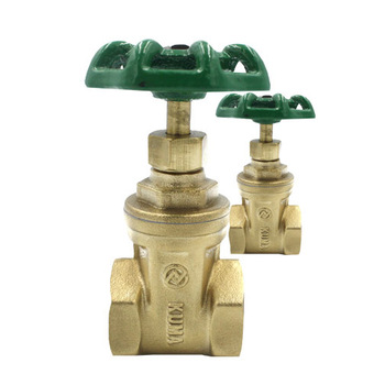 Japanese-quality PN16 brass gate valve in Vietnam