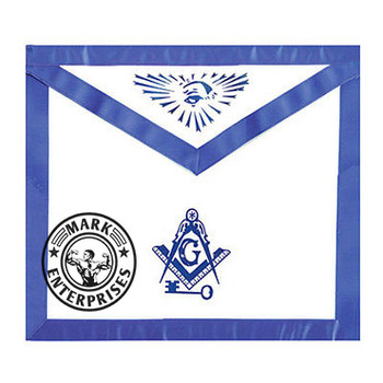 Masonic International Mason Key Apron