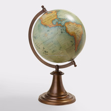 World Globe for your Desk- Modern and Decorative