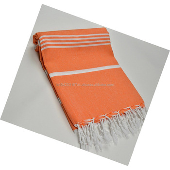Style Traditional Turkish Beach Towel