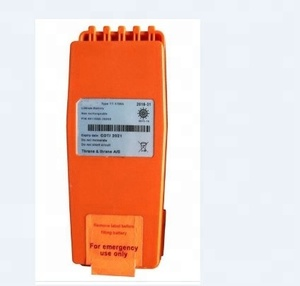 TT-1708A battery for McMurdo R5 VHF portable radio Rechargeable Lithium Battery