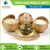100% Natural and Crude Rice Bran Vegetable Oil