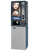 Commercial Coffee Vending Machine - Midi Kafe