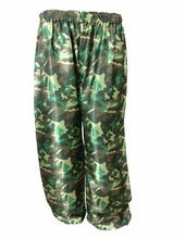 Digital Printed Camouflage Army Style Palazzo Pants 2017 / High Quality Trousers For Casual Wear (beach wear palazzo trousers)