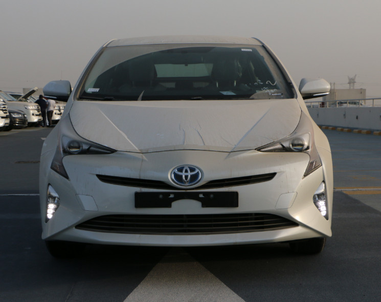 (2017) Toyota Prius 1.8 Hybrid ECO AT NEW