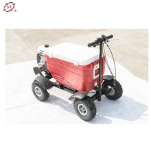 150cc gas esky cooler scooter for party