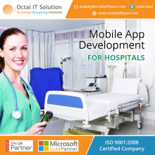 Hospital Management & enhanced app development services at cost price