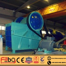 FABO High Production Capacity and High Stone Crushing Efficiency Jaw Crusher for Mining