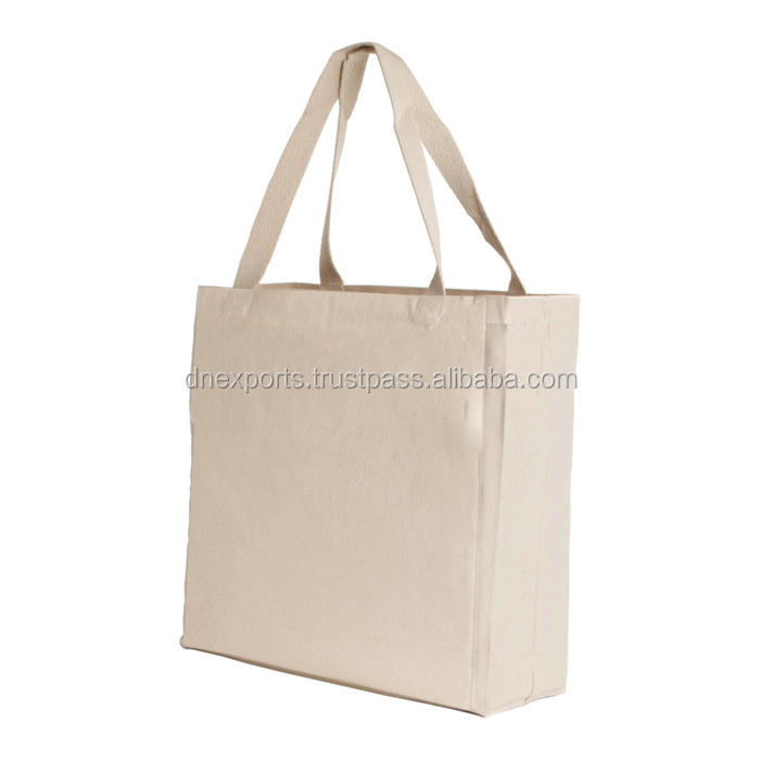 Heavy Cotton Canvas Tote Bags