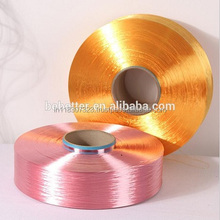 Mother yarn High Tenacity and Raw Material Polyester filament yarn