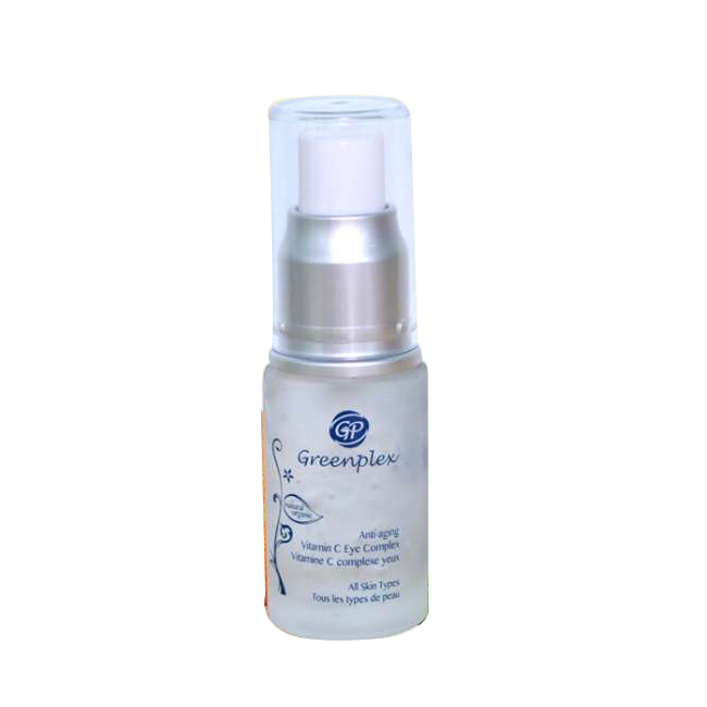 wholesale OEM available 98% natural 72 organic 30ml vit c eye serum for face