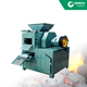 Gold supplier coal extruding oval charcoal ash briquette machine