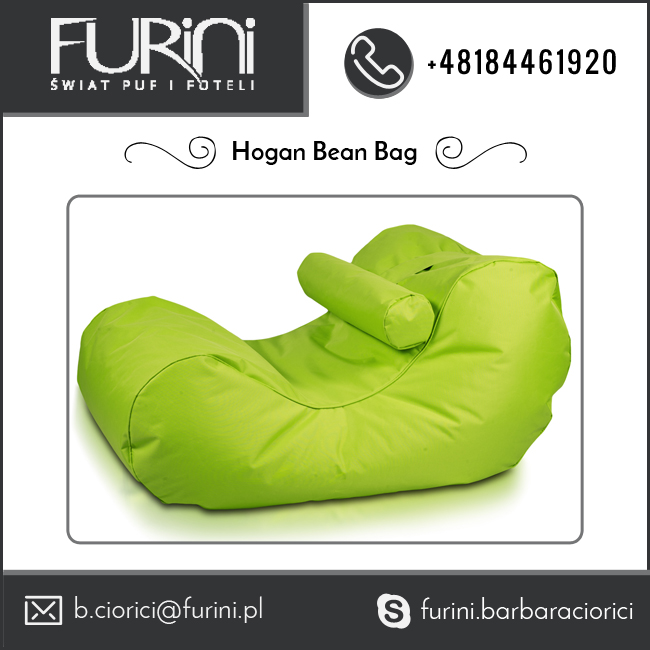 American Sectional Home Furniture Hogan Bean Bag Sofa