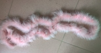 marabou feather boa/turkey feather boa/ostrich&turkey feather boa