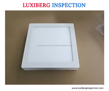 China Final Random Inspection for LED Light / Product Quality Inspection and Testing / Clear & Detailed Inspection Report