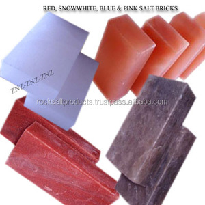 Amazing colors salt bricks & Tiles