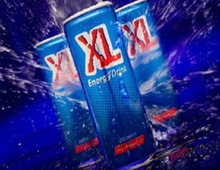 BEST SALE !!! XL energy drink 250ml can