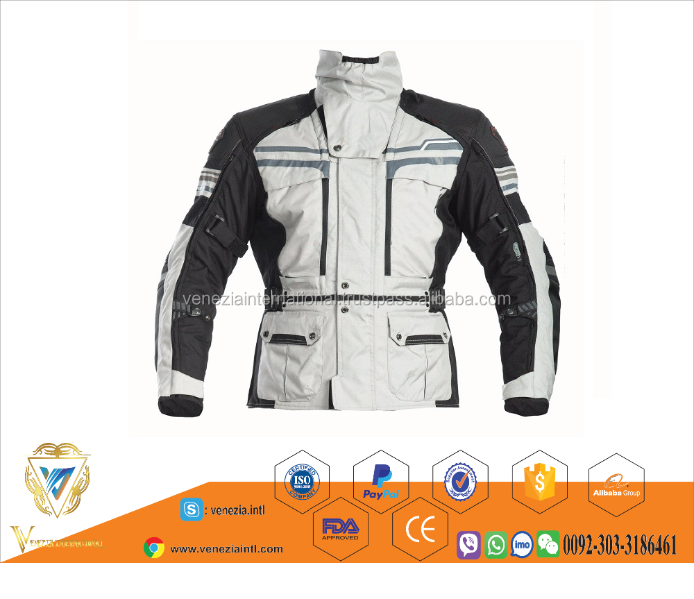 Motorcycle Racing A-pro Advanced Experience Cordura Motorcycle Jacket
