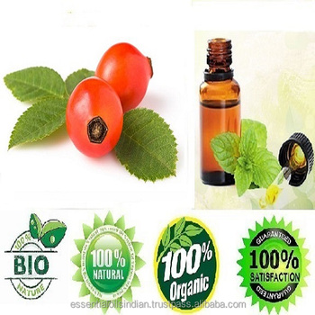 100% Certified Pure n Natural Rosehip Oil for Herbal Cosmetic