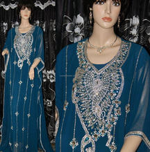 Islamic Kaftan Pakistani Traditional party wear by Maahi Ladies tailor
