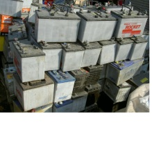 Drained Lead Acid Battery Scrap competitive price direct from Factory waste