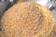 Energetic Wheat Bran for Animal Feed