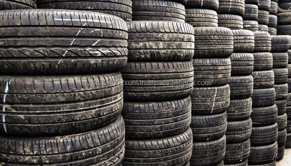German brands used tires for export