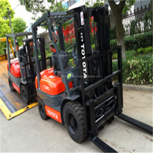 2012 Year second hand 3 ton Toyota 7FD30 Forklift