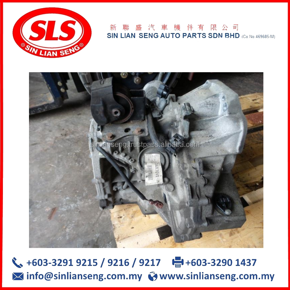 Used Car GEAR BOX Toyota From Malaysia