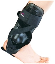 New Arrival Sports adjustable Ankle Joint Support Brace with straps ankle brace bandage