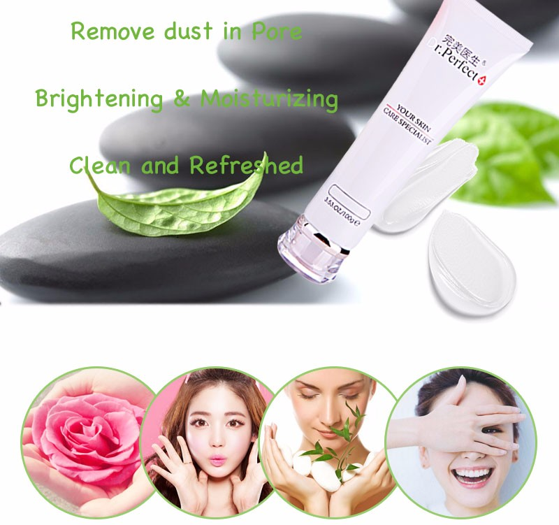 Organic Natural Face Cleanser
