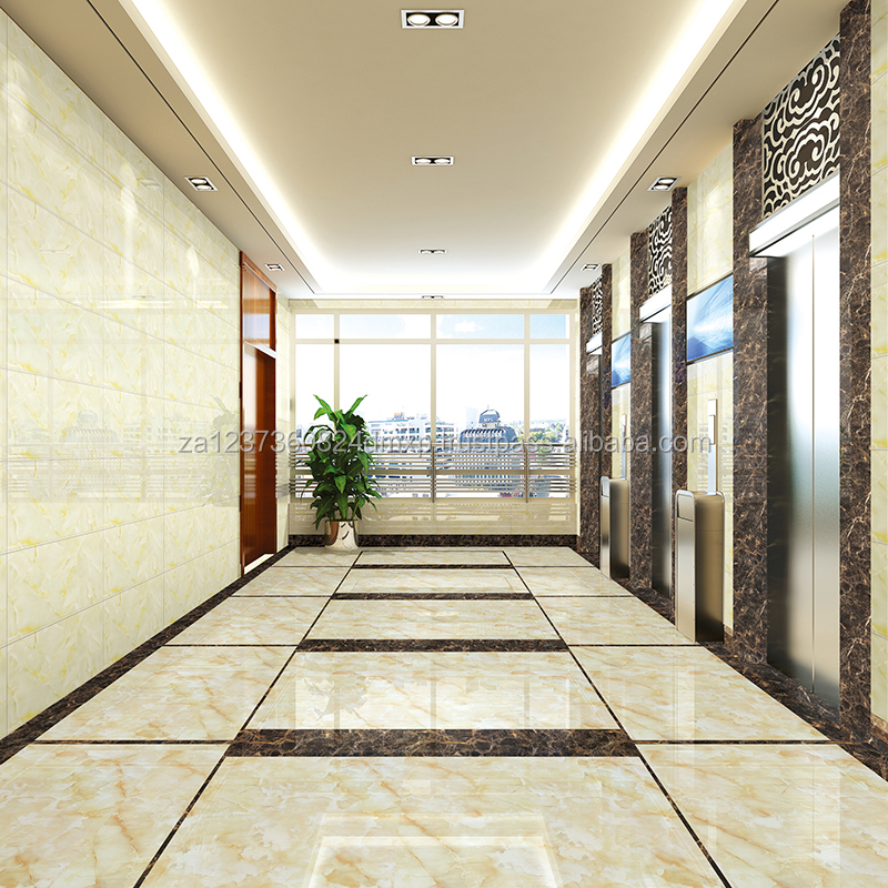 high quality 600x600mm Marble Design Ceramic Floor Tiles