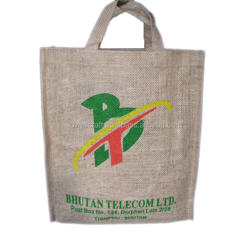 Jute Shopping Bags/Reusable grocery bags