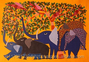 Handcrafted Gond Paintings