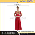 Top Rated Bridal Wear Dress For Moroccan Women By Maxim Creation