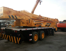 Used XCMG 50ton QY50K-I truck 100% made ni china kato crane manual for sale