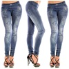 New Model Latest Women Fashion Style Wash Denim Jeans Pant