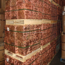 Copper Mill berry / Wire Scrap 99.95% to 99.99% Purity with 100% for sale