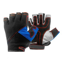 Custom Made Sailing Gloves Leather Boating Gloves