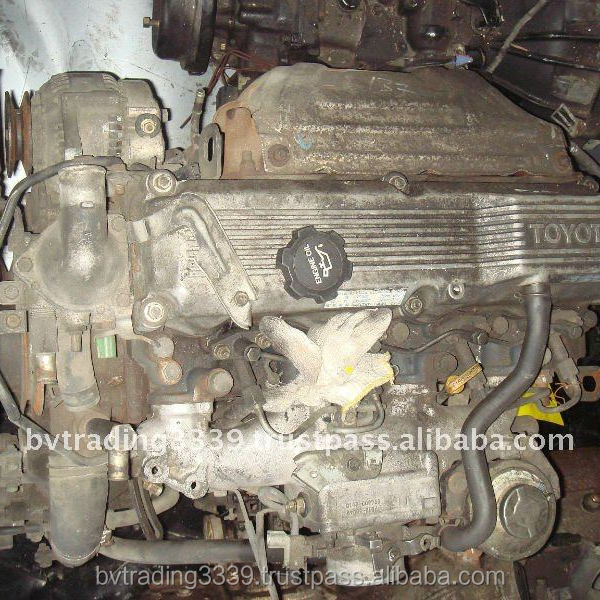 USED TRUCK ENGINE AND PARTS TOY 14B - CS 5SP
