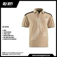 Axen Polo Shirt Poloshirts Golf Shirts Tennis shirt Knit Amazon Polos High Quality Bulk Volume Custom Logo OEM New Design
