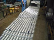 Aluminum Zinc Coated Galvanized Corrugated Roofing Sheet