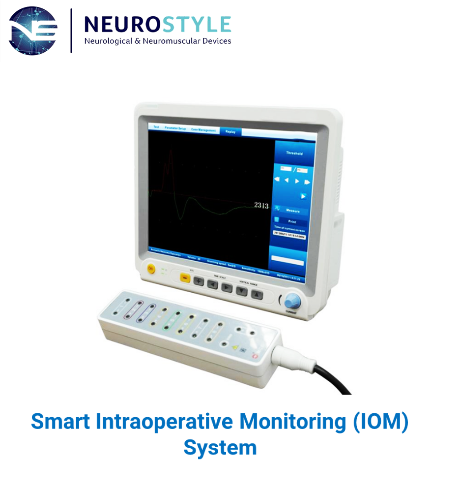 Smart intraoperative monitoring system --- surgical instruments